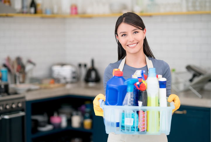 Shaking up Your Spring Clean for a Solid Cleaning Strategy