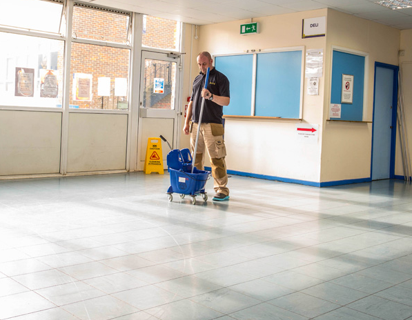 Clean Workplace Floors: What's the Point?