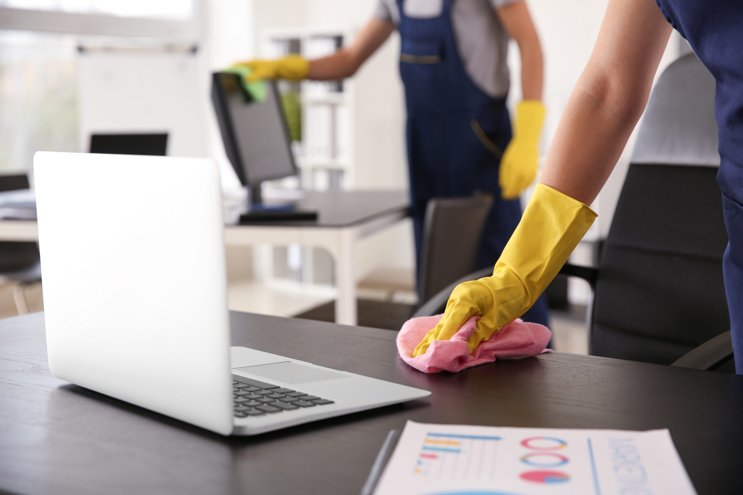 Setting The Bar For Your Business With Office Cleaning
