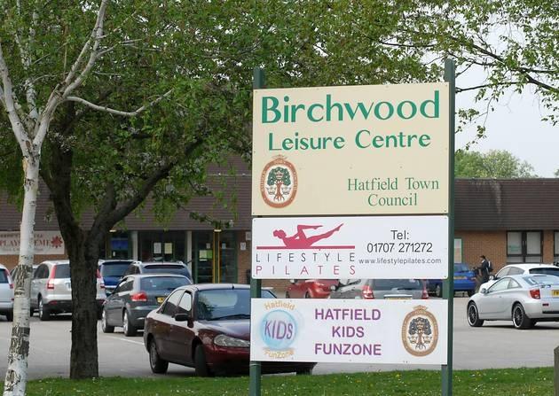 Birchwood Leisure Centre, Hatfield Town