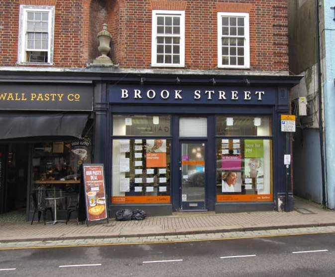 Brook Street Recruitment Agency st albans herts
