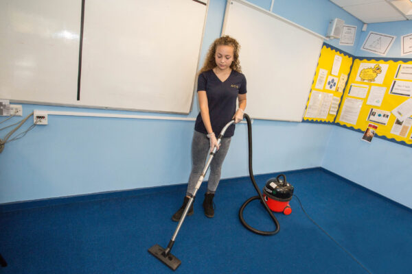 SCHOOL CARPET CLEANING